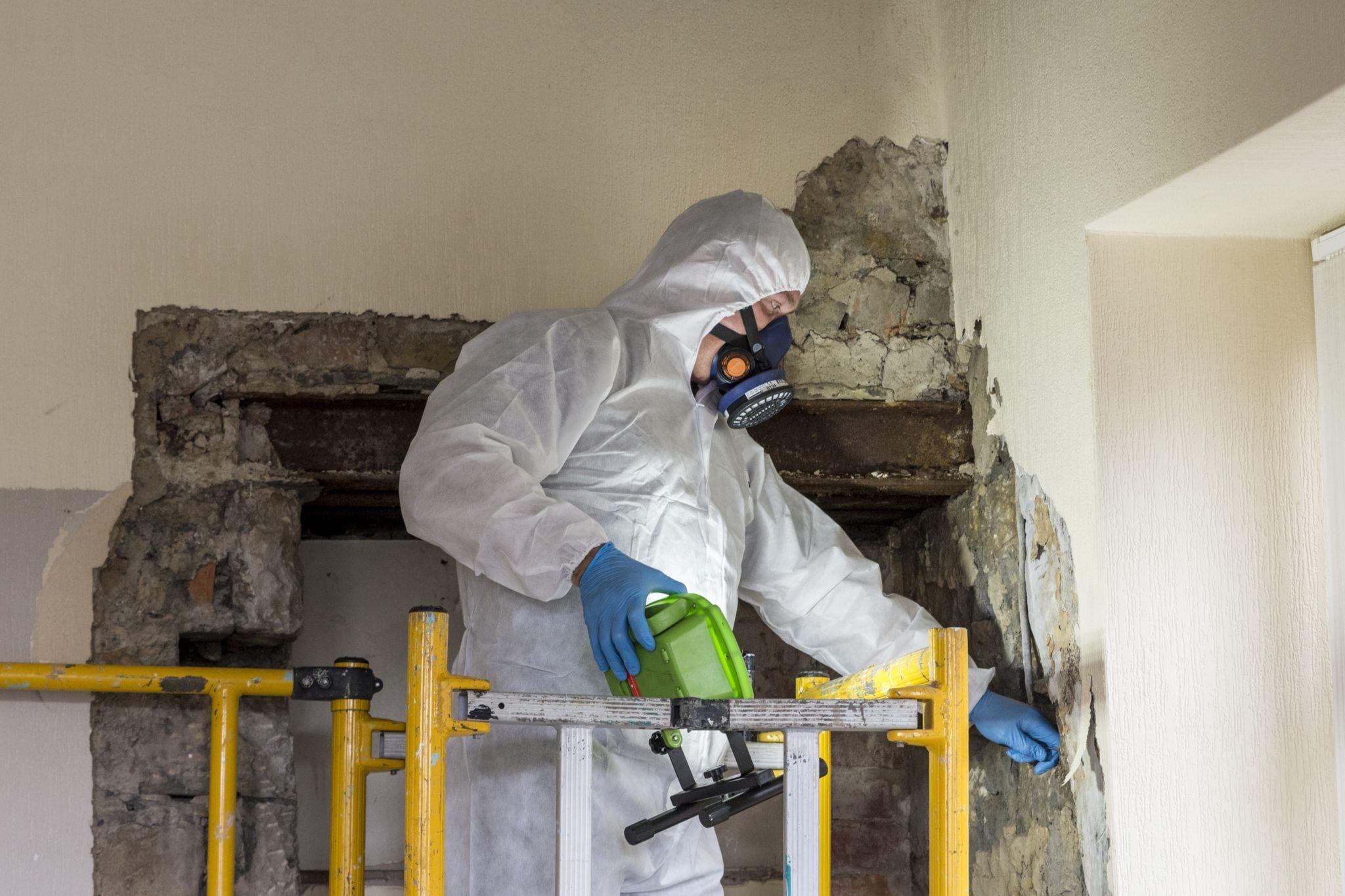 The Process Of Asbestos survey London