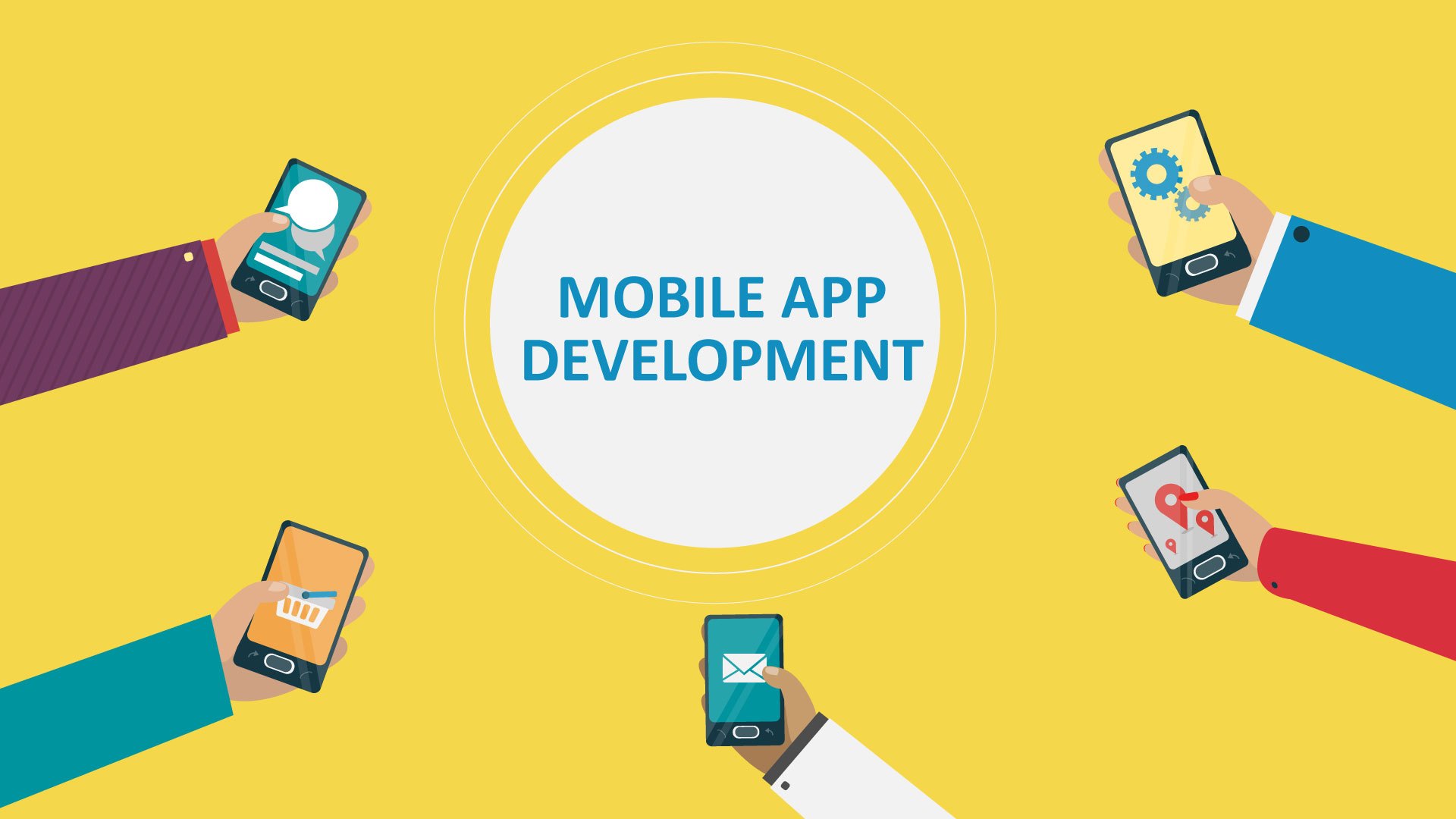 You will see the quality of service in the mobile App development company